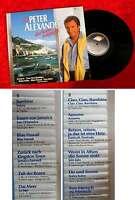 LP Peter Alexander: Mit Peter Alexander der Sonne entgegen (Ariola 209 140) D 88