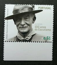 Portugal 100 Anniversary Of Scouts 2007 Uniform (stamp) MNH