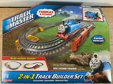 Thomas & Friends Trackmaster, 2-In-1 Track Builder Set Ages 3-6