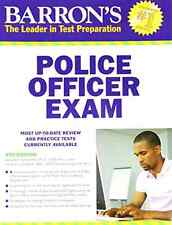 Police Officer Exam License Test Questions Study Guide Book Practice Answers NEW