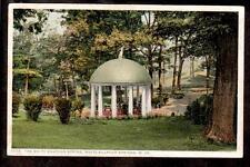 c1914 people in Spring House White Sulphur Springs West Virginia postcard