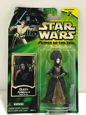 '01 Star Wars Queen Amidala Royal Decoy Power Of The Jedi Action Figure Female