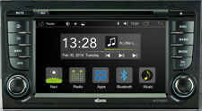 "für AUDI A4 B7 Limousine  7 "" APP Android Auto Radio Navigation CD WiFi USB BT"