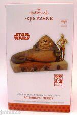 2013 Hallmark - At Jabba's Mercy - Star Wars: Return of the Jedi - C3PO - NEW