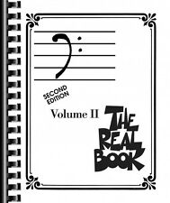 The Real Book Volume II Sheet Music Bass Clef Edition Real Book Fake B 000240229