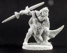 Elven Rogue Reaper Miniatures Dark Heaven Legends Assassin Ranger Fighter Melee