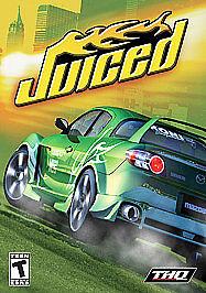 Juiced (PC, 2005) - European Version