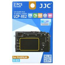 JJC LCP-XE2 LCD Guard Film Camera Screen Display Protector for FUJIFILM X-E2_US