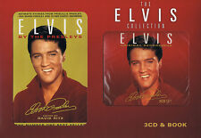 Elvis PRESLEY - 3 CD & Book-The Elvis collection (NUOVO)