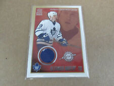 2003 Crown Royale Alexander Mogilny Toronto Maple Leafs Game Used Jersey
