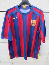 VINTAGE Maillot BARCELONE BARCELONA camiseta NIKE shirt football collection M