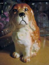 Vintage Japan Brown Cocker Spaniel Dog Puppy Planter