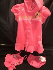 Disney Store Minnie Mouse Swim Cover Up Baby 12 M & 6-9 mos bikini swimming suit