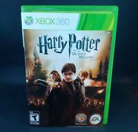 Harry Potter and the Deathly Hallows: Part 2 - Complete Tested Xbox 360 Game VG