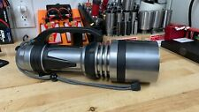 Polarion H1 Helios Tactical HID Searchlight *Prototype* 2 Batteries 4000 Lumens