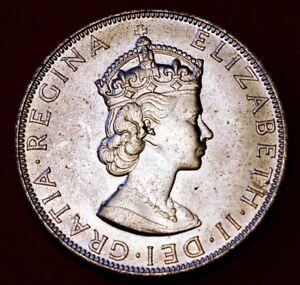 1964 Bermuda. One Crown.  76RR