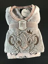 Disney König der Löwen Damen Pyjama Set Schlafanzug Fleece Hausanzug XS S M L XL