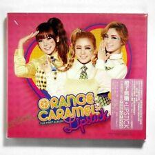 Orange Caramel Lipstick Taiwan CD DVD BOX Photo Card After School 2013 NEW