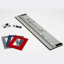 Logan Compact Classic 301-1 Picture Mount Mat Cutter Bevel Straight Cutting £140