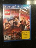 LEGO The Lord of the Rings PS Vita Brand new Factory Sealed