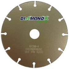 "4.5"" Supreme Diamond Cutoff Wheel Disc Angle Grinder Metal Cut FREE SHIP 5-Pack"