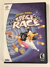 Looney Tunes Space Race - Sega Dreamcast - Replacement Case - No Game
