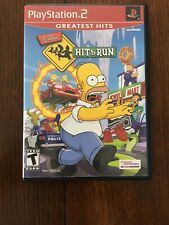 Simpsons: Hit & Run (Sony PlayStation 2, 2003)