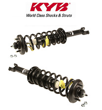 Fits Honda Accord 2008-2012 Set of 2 Rear Suspension Struts and Coil Springs KYB