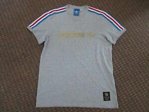 ADIDAS TEAM GB OLYMPICS 2012 (Edition 1/150) T-SHIRT - GREY - SMALL