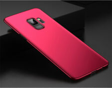 Shockproof Matte Hard Back Case Cover For Samsung Galaxy S9 S8 S7 Note 9 8 5 3 2