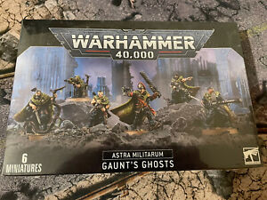 Gaunts Ghosts Warhammer 40k Astra Militarum Imperial Guard