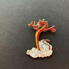 Mulan Mushu - in a Puff of Smoke Disney Pin 8206