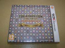 Theatrhythm Final Fantasy Curtain Call EDICIÓN LIMITADA ** NUEVO Y SELLADO **.