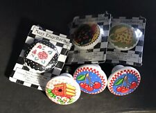 6 Mary Engelbreit Ceramic Knobs
