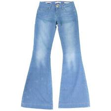 Jeans a Zampa Donna GAUDì JEANS CATHERINE 53BD26264L Blu Denim Chiari
