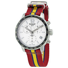 Tissot Quickster NBA Teams Cleveland Cavaliers Chronograph Watch