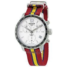 Tissot Quickster NBA Teams Cleveland Cavaliers Chronograph Watch