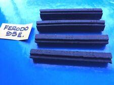 """NOS SET OF 4 FERODO 95E BRAKE BLOCKS 3"""" FRONT & REAR,RESILION CANTILEVER BRAKES"""