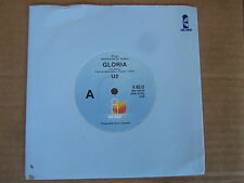 "U2  Gloria / I Will Follow ISLAND 7"" RARE 1981 AUSTRALIAN ORIGINAL EX COPY"