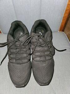 Ladies Capezio Womens black Dance sneaker size 11