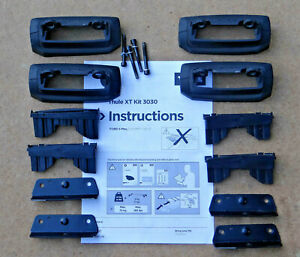 Thule Roof Bars Fitting Kit 3030, FORD S-MAX MPV 2006-15 without Pan roof