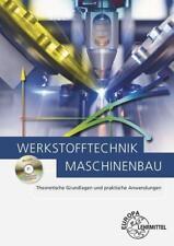 Werkstofftechnik Maschinenbau von Berthold Drube (2017, Taschenbuch)
