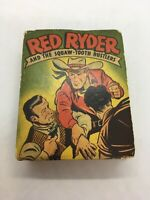 Red Ryder and the Squaw-Tooth Rustlers #1414 (1946) 4.0 VG