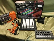 Mint Novation Launchpad Pro with Launchcontrol in box