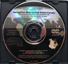2007-2012 Buick Enclave GMC Acadia Navigation DVD Disc  771 8.3 Map Edition 2010