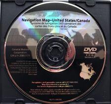 2007-2012 Buick Enclave GMC Acadia Navigation DVD Disc  771 8.3 Map Edition 2010