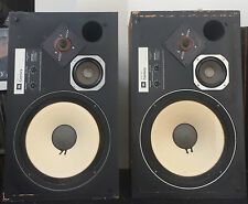 Vintage JBL L100 Century Monitor Speakers Pair Set w/ Grills No Foam