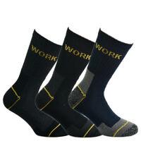 6 paia di calze Fontana da lavoro rinforzate su punta e tallone mod. corto