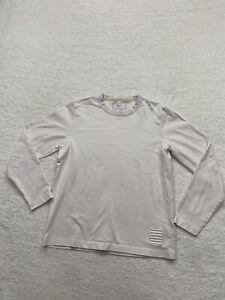 Rapha mechanics long sleeve White Shirt Size Women's Medium, Men's Small -read👇