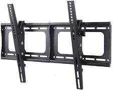 "Tilt TV Wall Mount 32 40 42 47 50 52 55 60 65 70 72"" LED LCD Flat Screen Bracket"